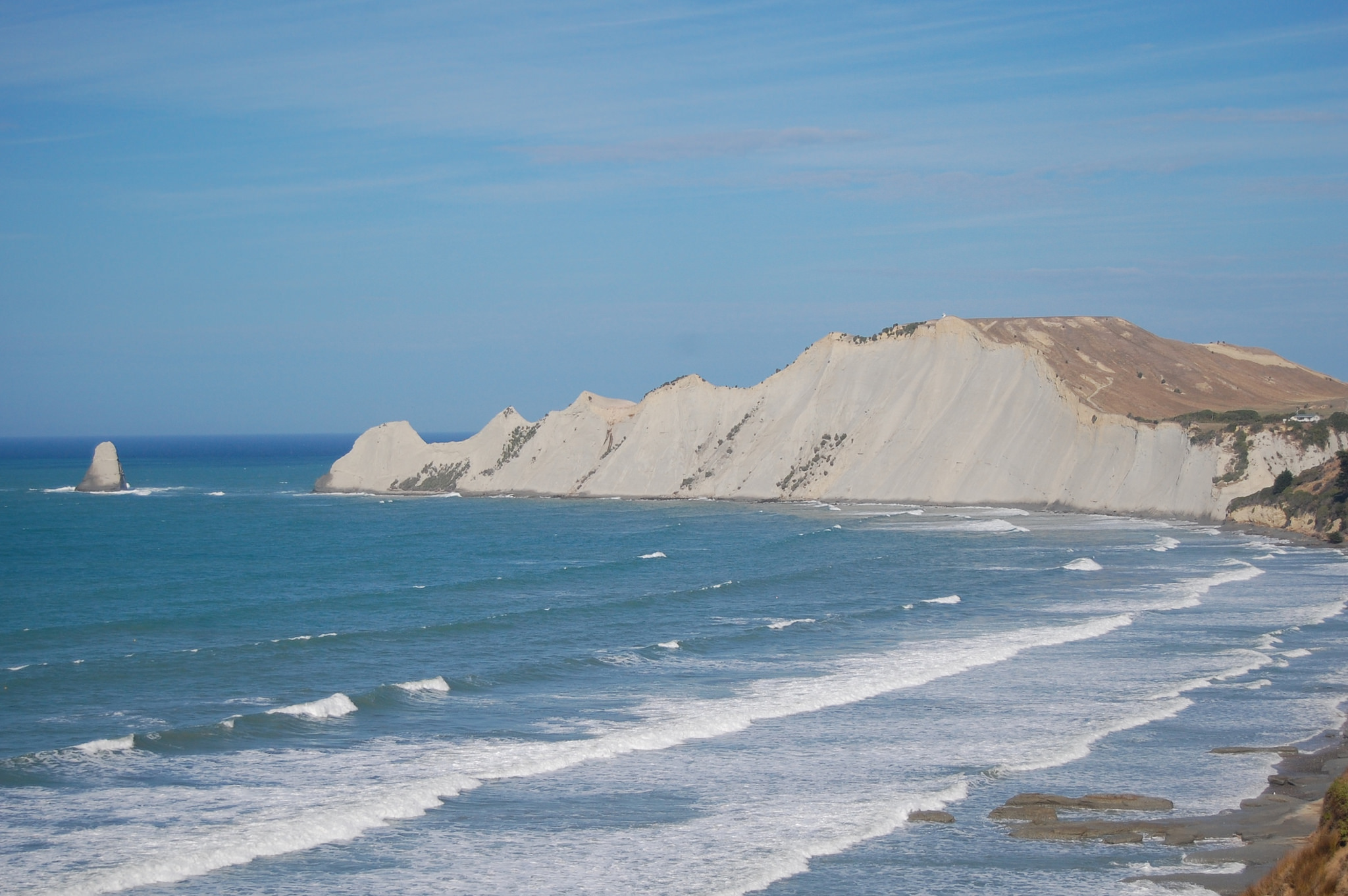 Cape Kidnappers - Coast in New Zealand - Thousand Wonders
