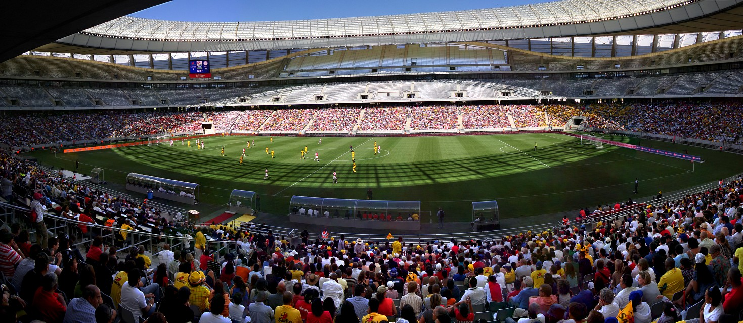 Cape Town Stadium panorama - Cape Town Stadium