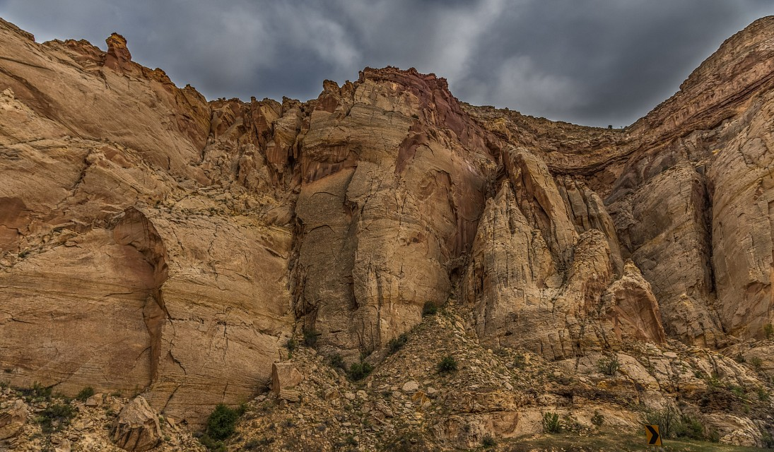 Looking at You - Capitol Reef National Park