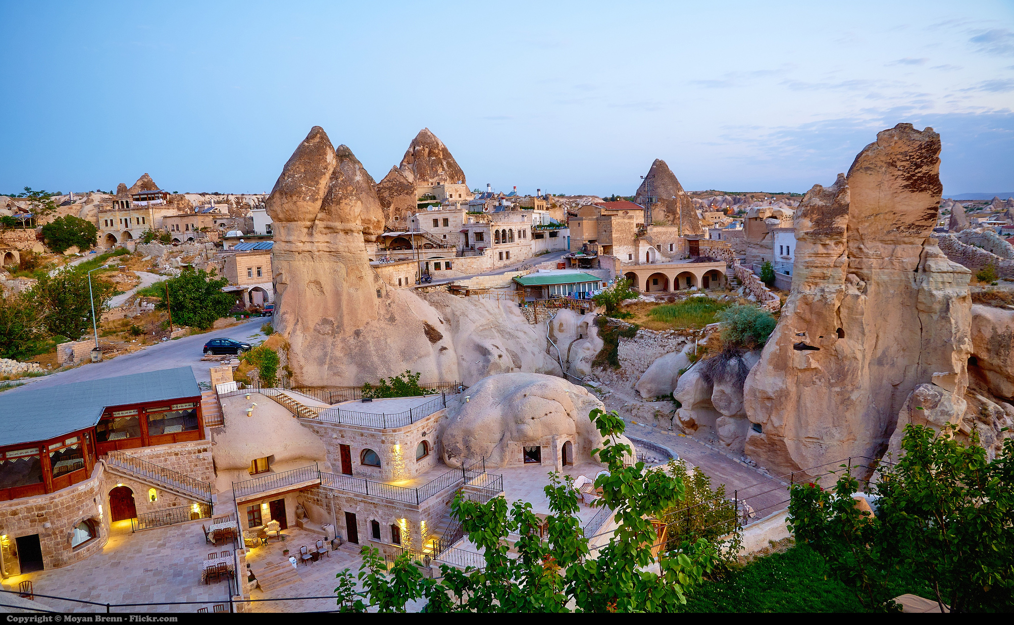 Cappadocia - Mountain Range in Turkey - Thousand Wonders