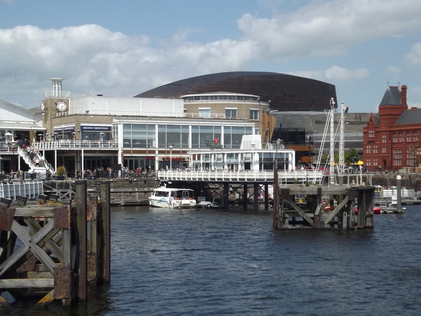 Mermaid Quay - Cardiff Bay - Cardiff Bay