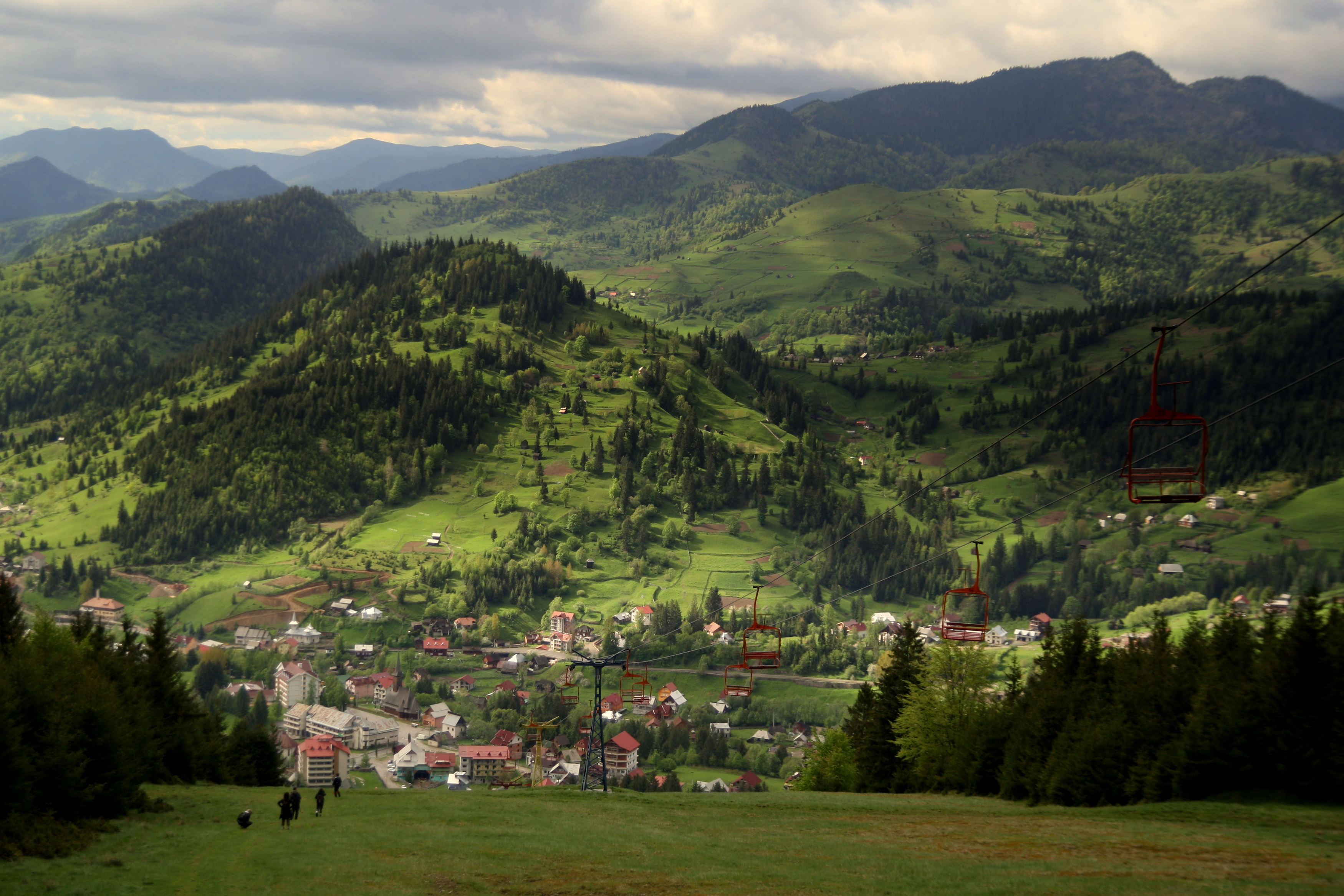 carpathian mountains mountain range in europe thousand wonders