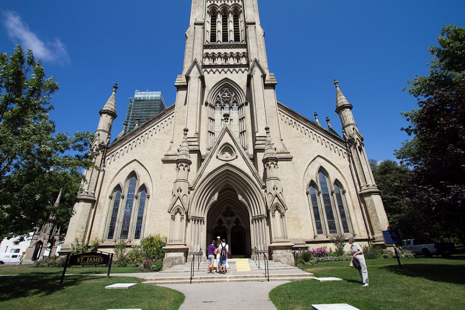 St. James' Cathedral, Toronto-4.jpg - Cathedral Church of St. James