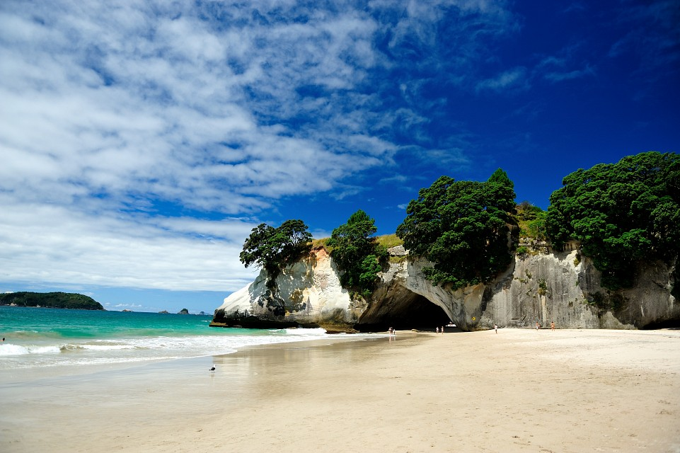 Cathedral Cove - Cathedral