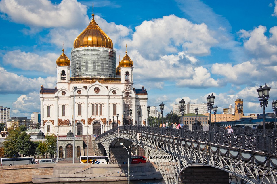 Cathedral of Christ the Saviour, Moscow - Cathedral of Christ the Saviour