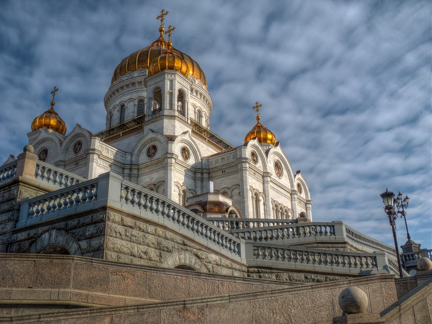 Cathedral of Christ the Saviour - Cathedral of Christ the Saviour