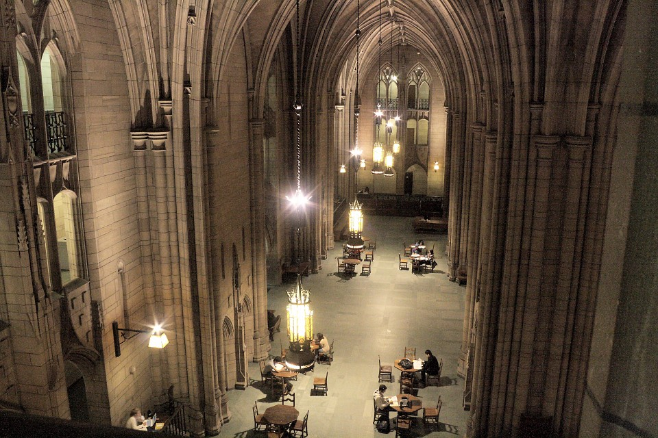 higher learning - Cathedral of Learning