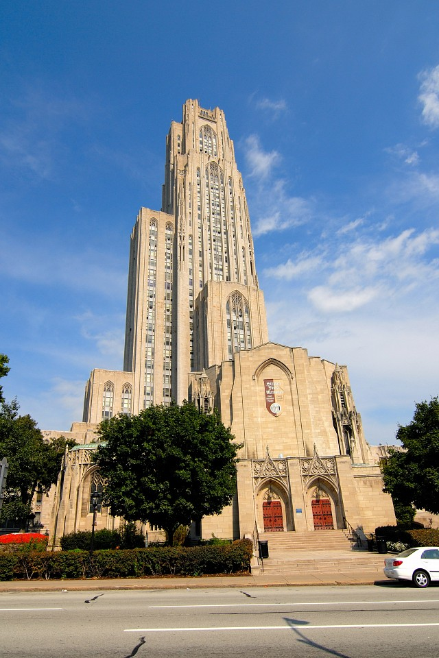 Pittsburgh, PA - Cathedral of Learning
