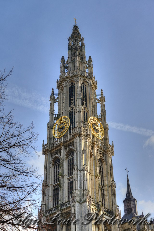 Cathedral of Our Lady Antwerp - Cathedral of Our Lady
