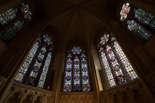 Stained Glass Windows - Cathedral of Saint John the Divine