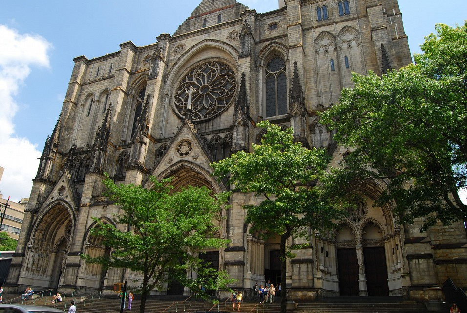 The Cathedral of St. John the Divine - Cathedral of Saint John the Divine