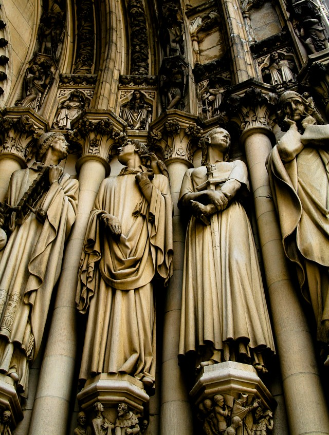 Detail - Cathedral of Saint John the Divine