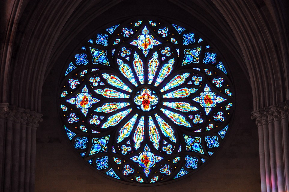 Rose Window - Cathedral of Saint John the Divine