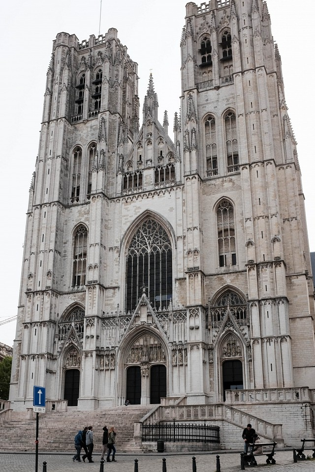 Cathedral of St. Michael and St. Gudula - Cathedral of St. Michael and St. Gudula
