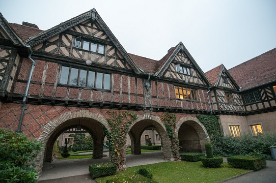 Cecilienhof Palace