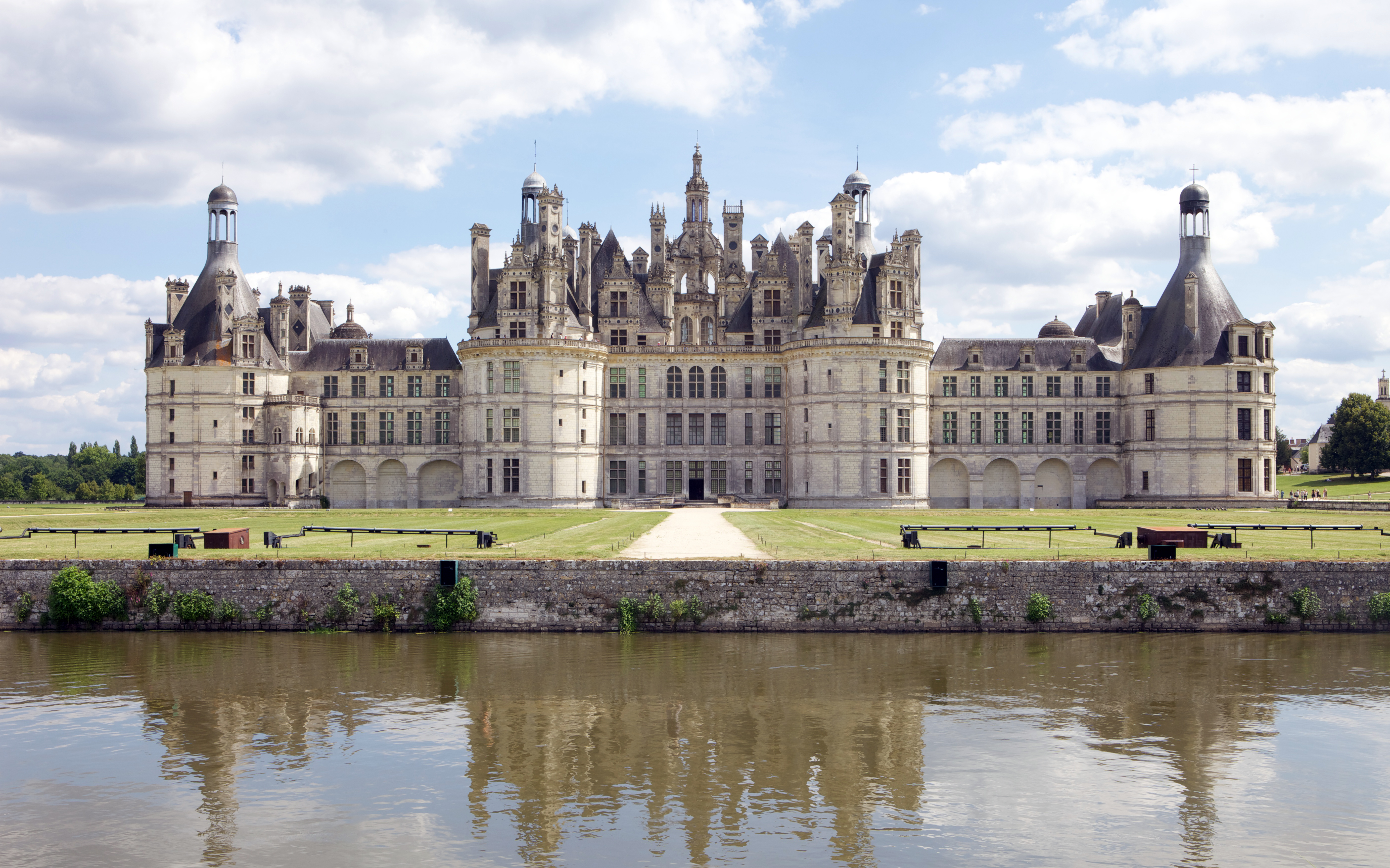 Ch teau de chambord castle in france thousand wonders for Sogno in francese