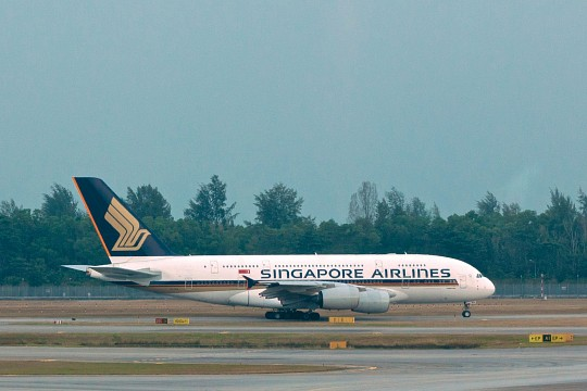 Singapore Airlines Airbus