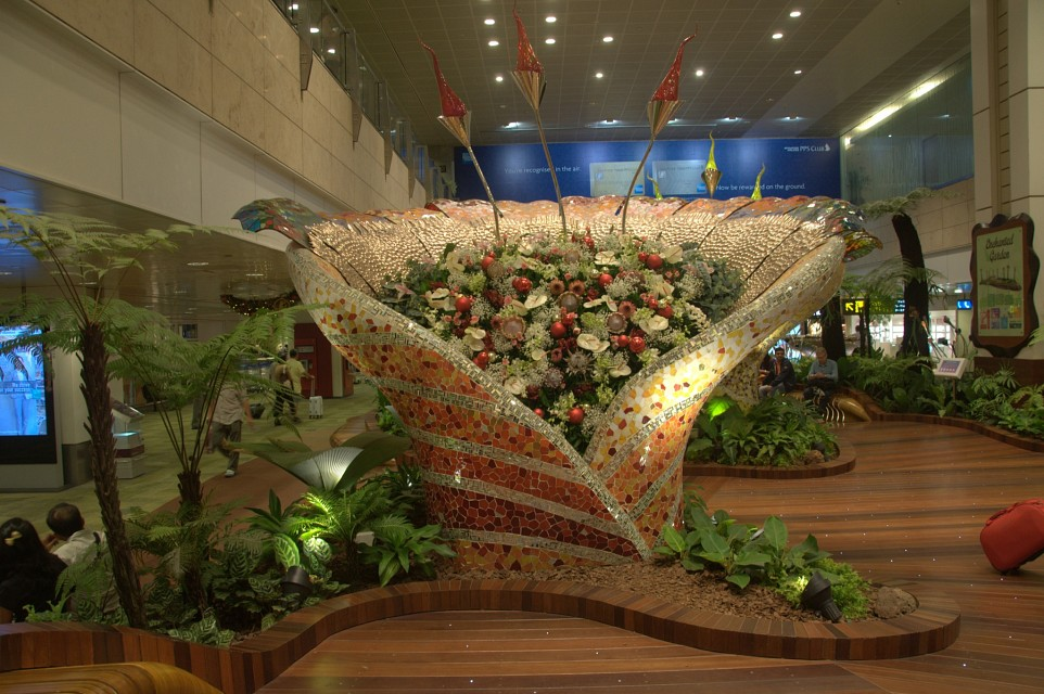 Enchanted Garden - Changi International Airport