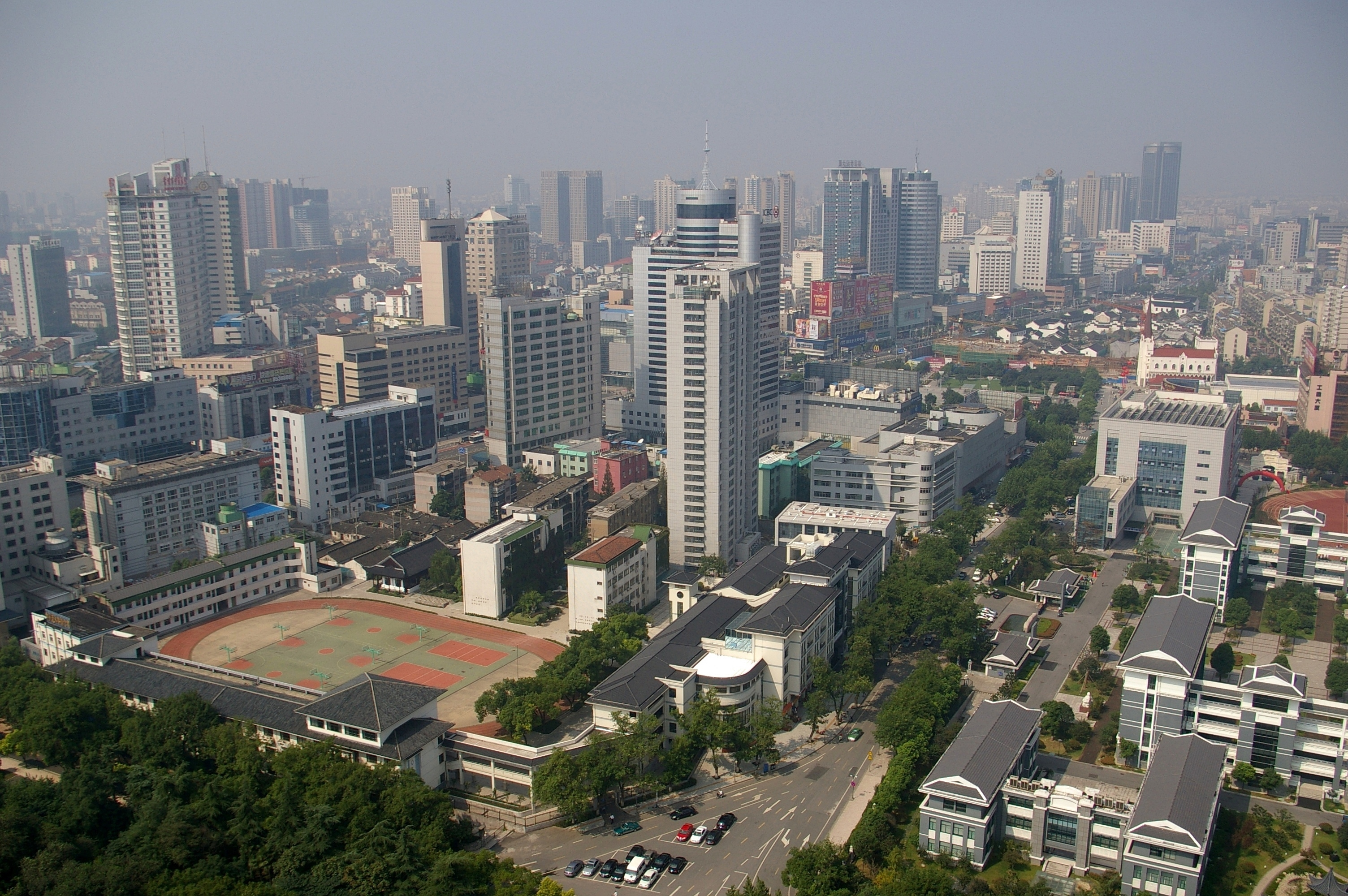 Changzhou - City in China - Sightseeing and Landmarks ...