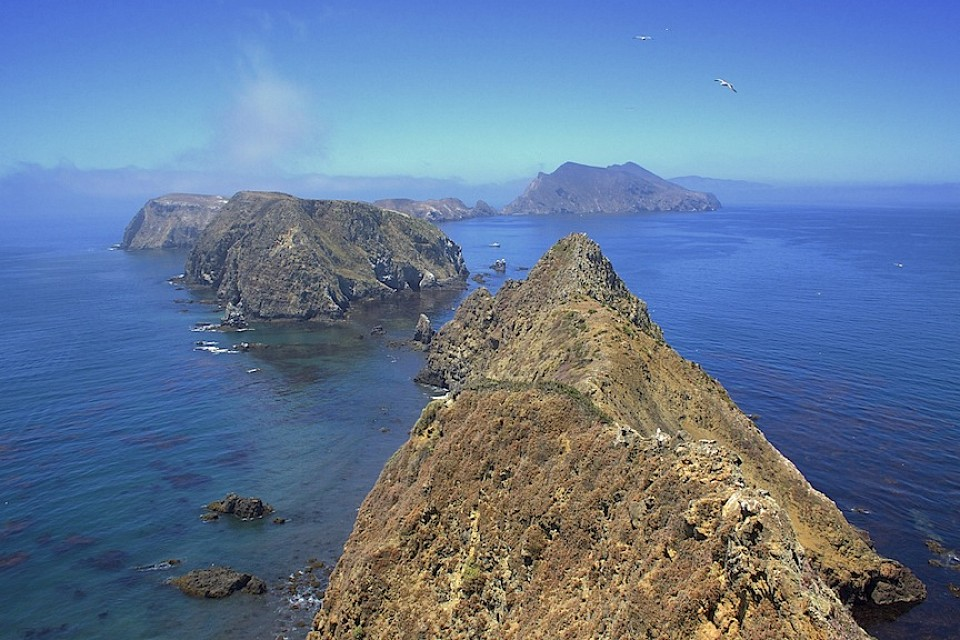 Inspiration Point - Anacapa Island - Channel Islands National Park