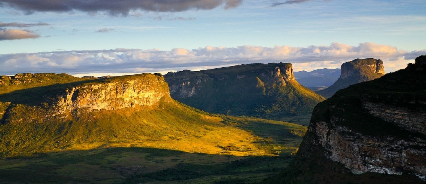 - Chapada Diamantina National