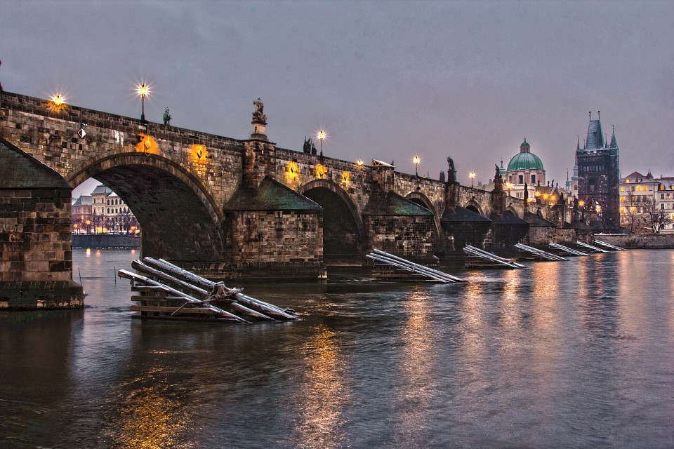 Charles bridge - Prague - Charles Bridge