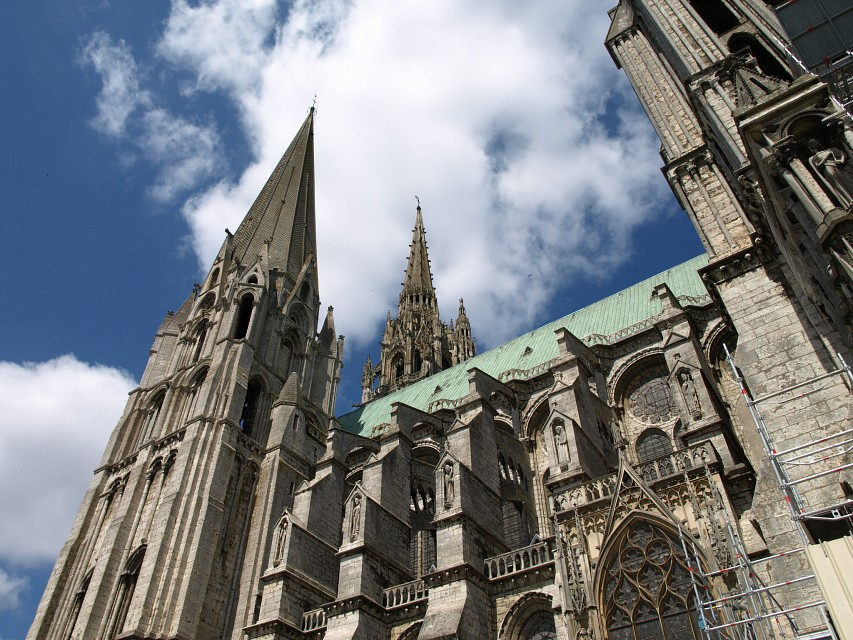 Chartres cathedral - Chartres Cathedral