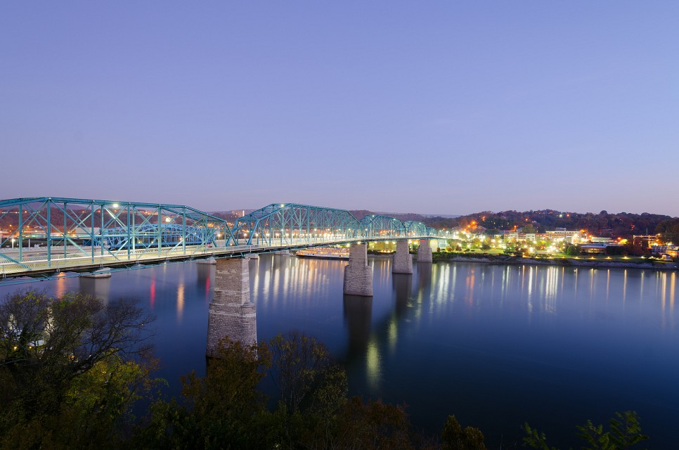 Walnut Street Bridge - Chattanooga