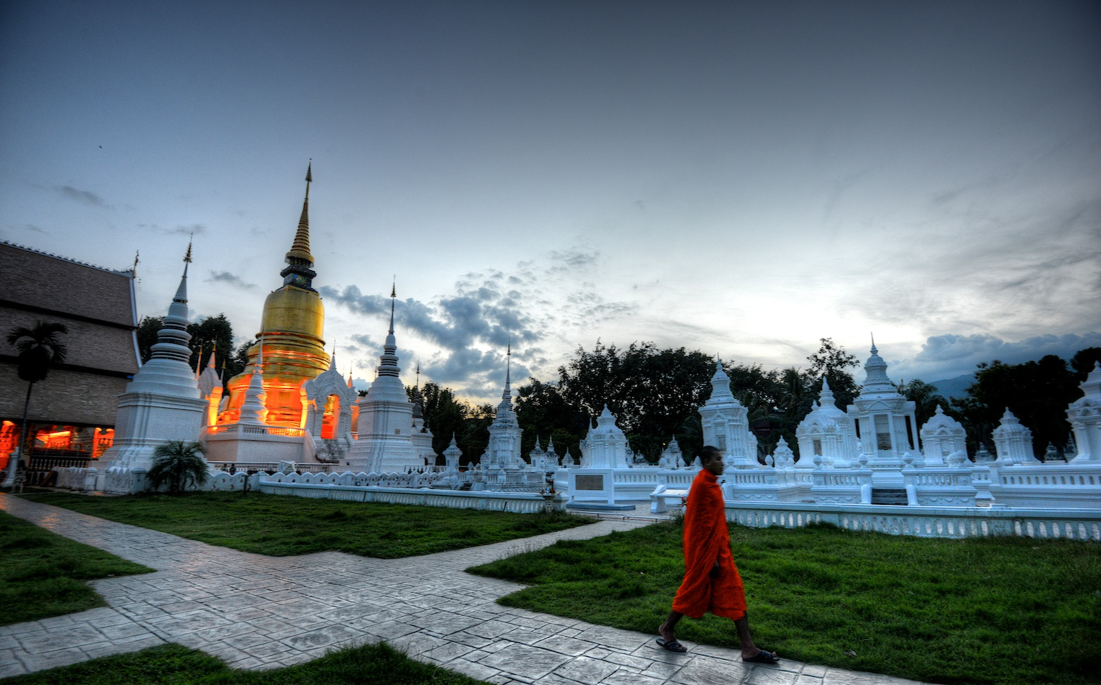 Chiang Mai - Town in Thailand - Sightseeing and Landmarks - Thousand Wonders