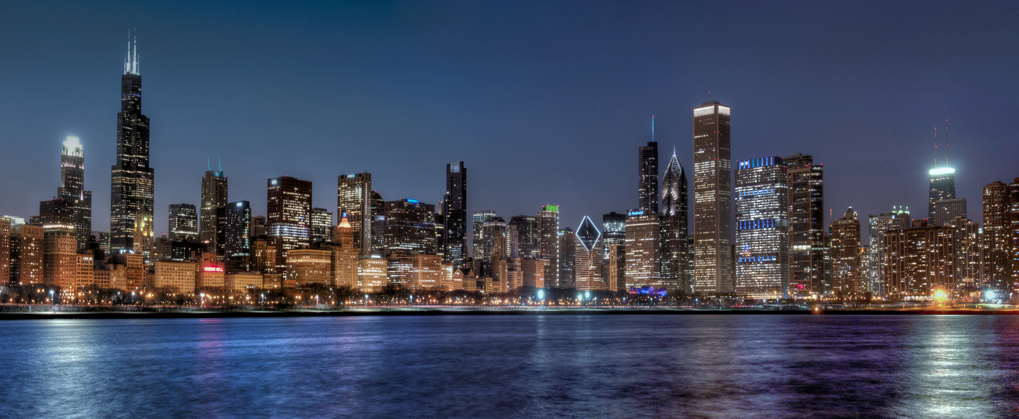 chicago city in illinois thousand wonders