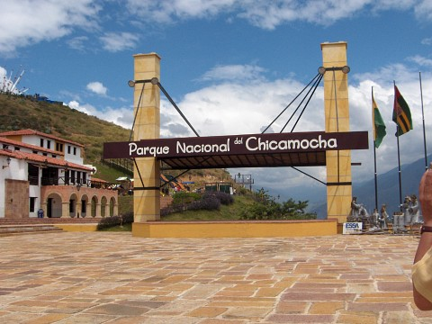 Chicamocha National Park