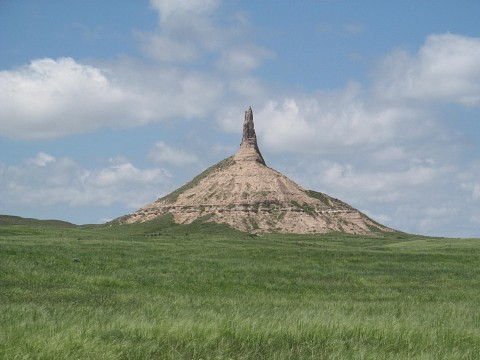 Chimney Rock National Historic Site