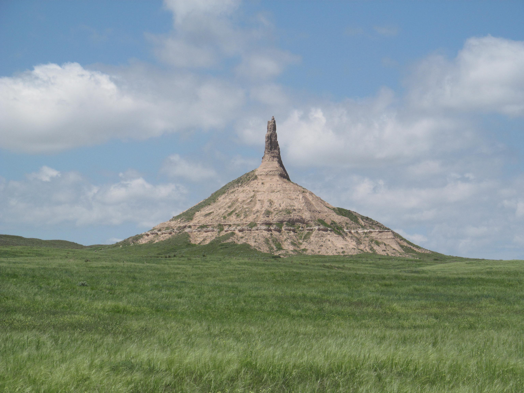 Chimney Rock National Historic Site National Monument In