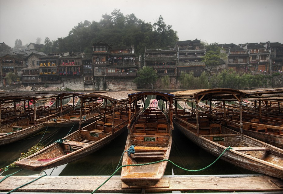 Boats in Ancient China - China