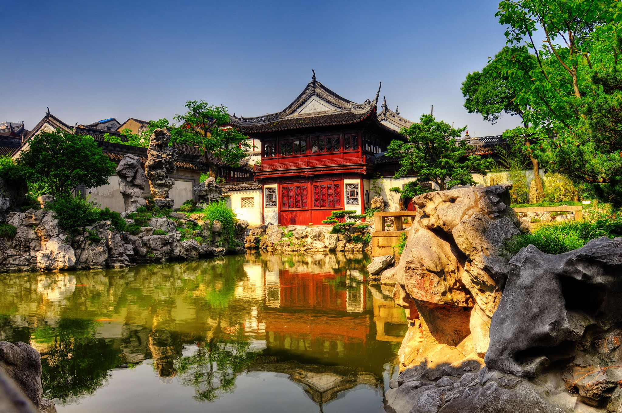 China In Asia Thousand Wonders