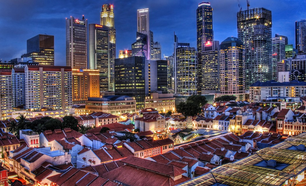 Singapore Chinatown revisited... an