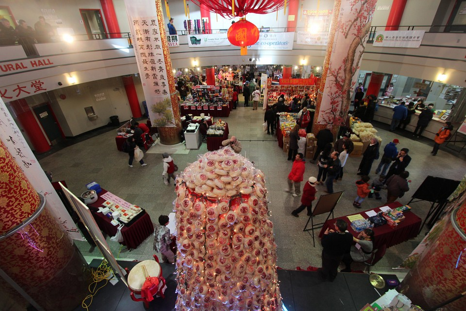 Calgary Chinese cultural center new year - Chinese Cultural Centre, Calgary