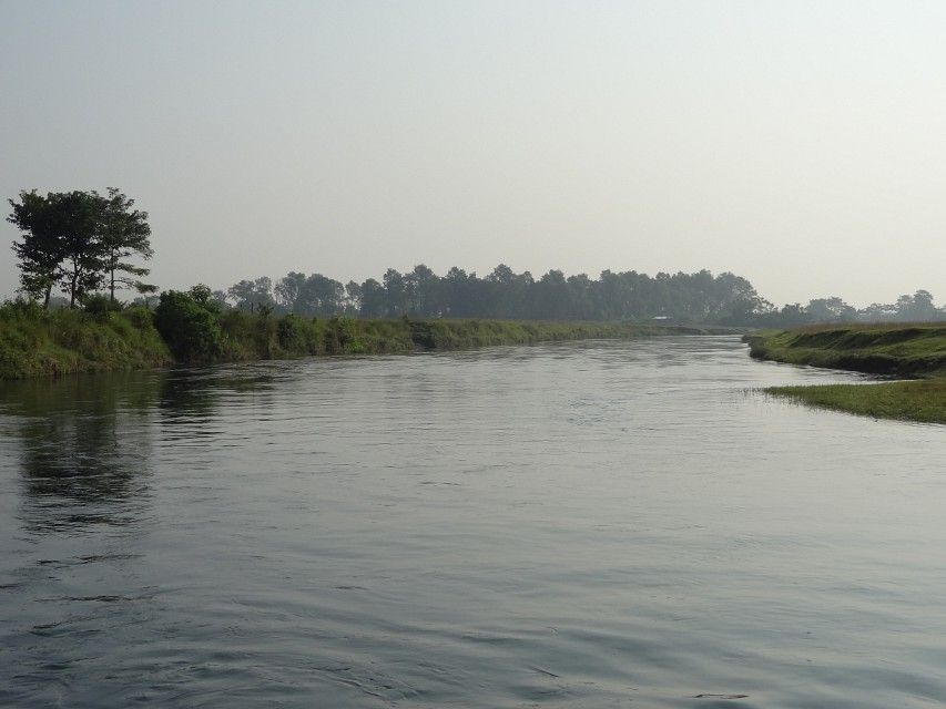 Elephant ride through Chitwan National Park - Chitwan National Park