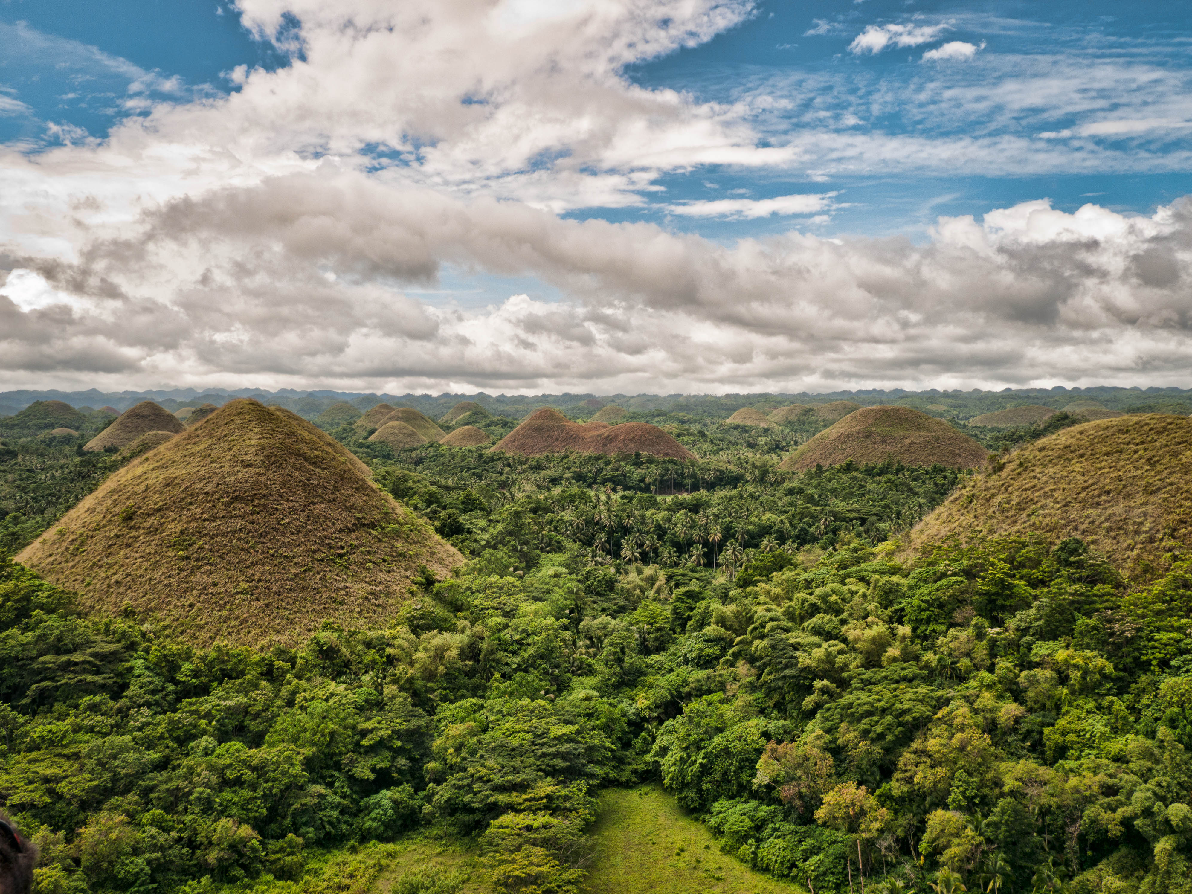 Chocolate Hills Natural Monument - Chocolate Hills Natural Monument