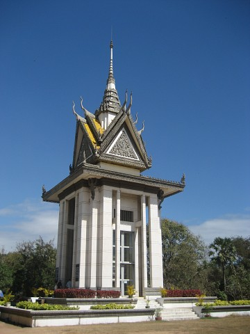 Phnom Penh, Killing