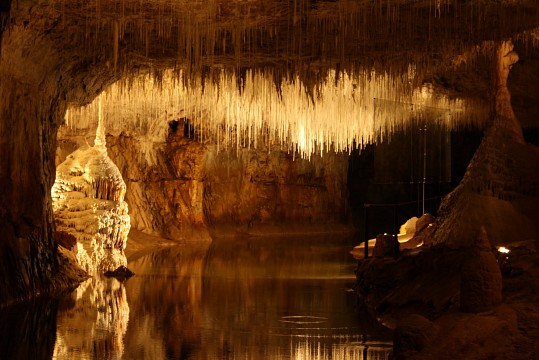 Choranche Caves