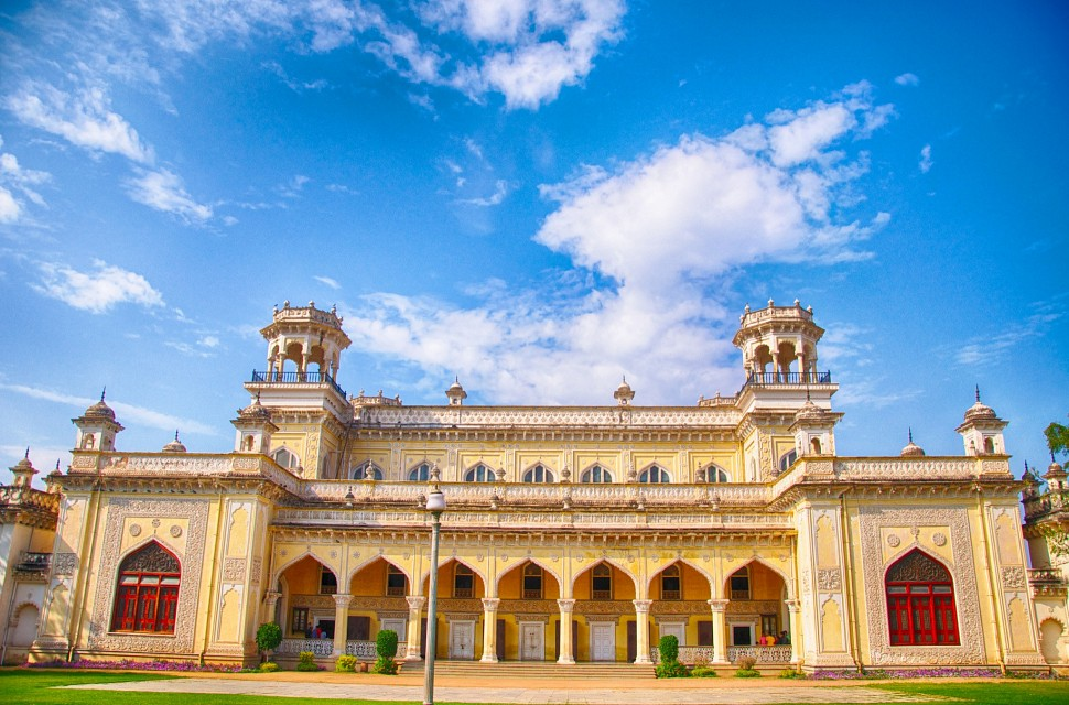 Chowmahalla Palace Palace In Hyderabad Thousand Wonders