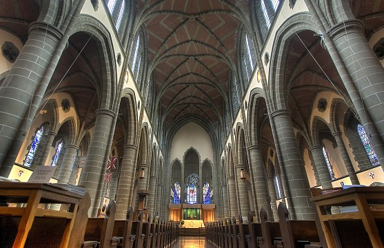 Christ Church Cathedral Victoria