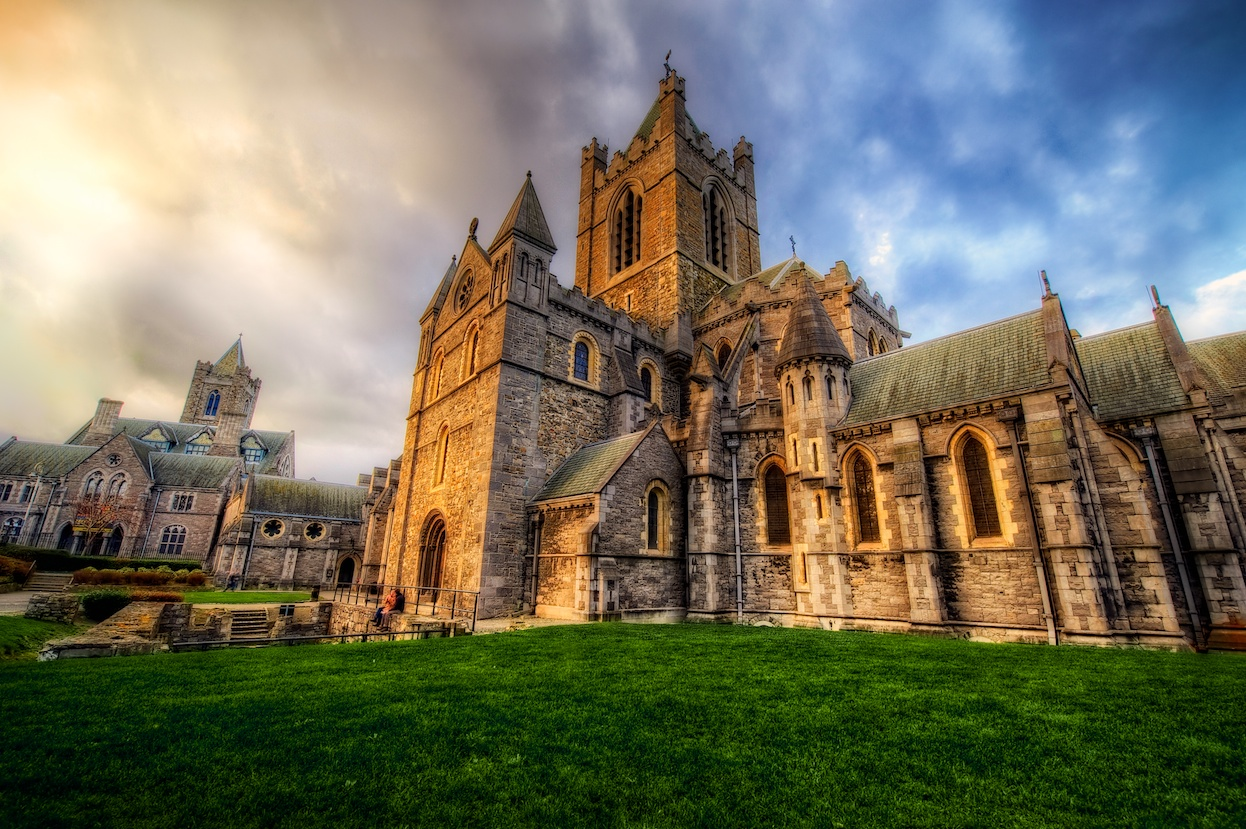 Christ Church Picture: Christ Church Cathedral