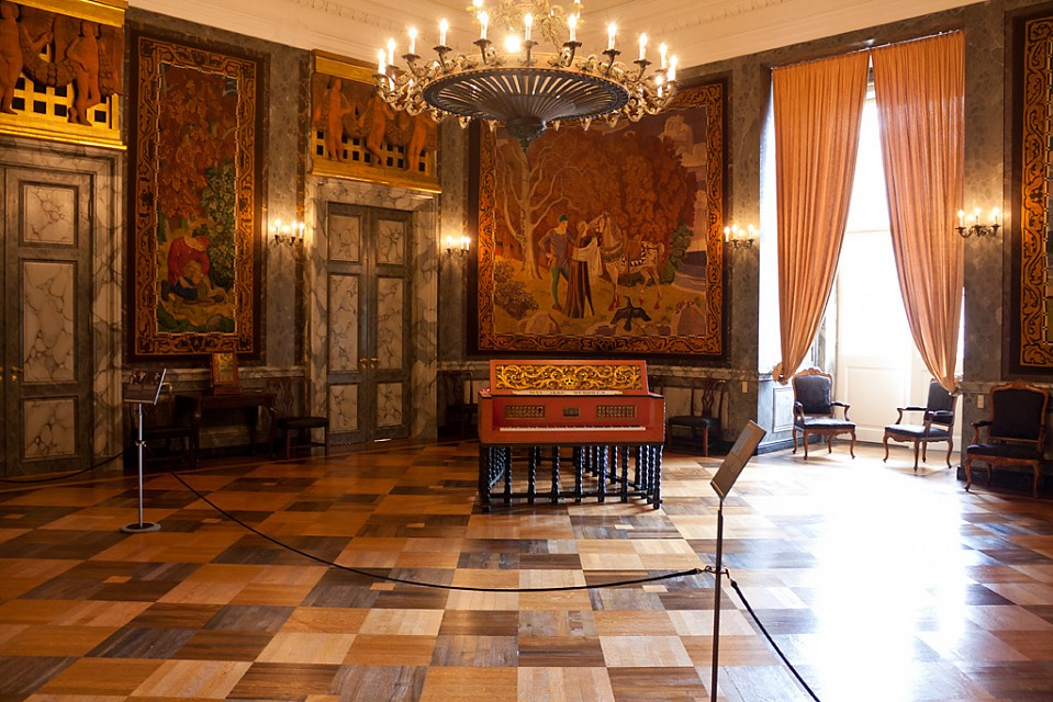 Piano - Christiansborg Palace