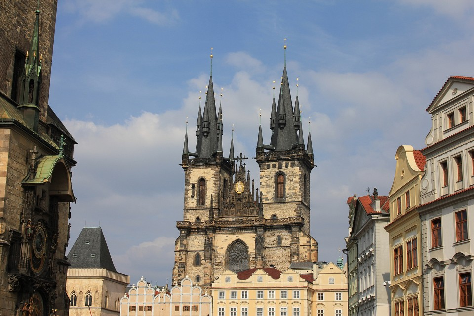 Church of our Lady before Tyn - Church of Our Lady before Týn