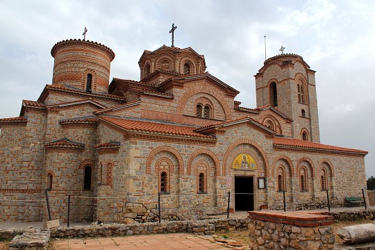 Church of Saints Clement and Panteleimon