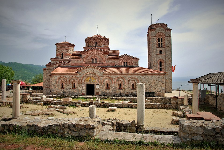 24. Church of Saints Clement and Panteleimon, MACEDONIA - Church of Saints Clement and Panteleimon