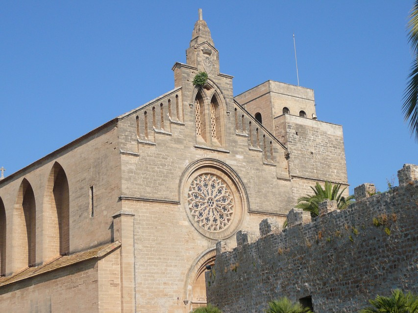 St Jaume Alcudia - Church of St. Jaume