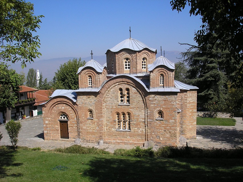 Church of St.Panteleimon, Skopje, Macedonia - Church of St. Panteleimon